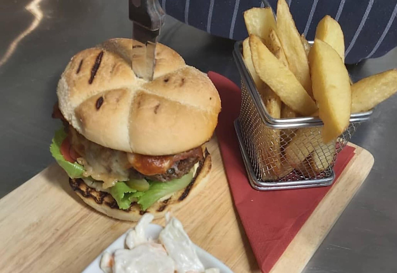 The Bulls Head Burger